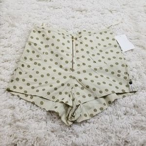 One Teaspoon Paradise Shorts XXS